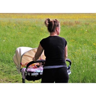 Entraîne-maman (Marche et station entraînement entre mamans)